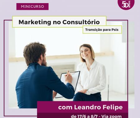 Minicurso Marketing no Consultório